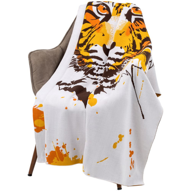 Плед Tiger Wools